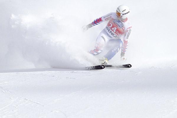 Exercice d'imagerie mentale : les skieurs peuvent fortement améliorer leurs performances